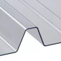 policarbonato compatto grecato 1-2 mm